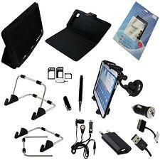 16 Teile Samsung Galaxy Tab 2 (7.0 Zoll) P3100 Zubehör Set Paket|MEGAPAK|Tasche