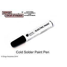Zinge Industries Electric Paint Pen Cold Solder No Heat Electronics New E-PEN01