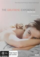 The Girlfriend Experience : Season 1 (DVD, 3-Disc Set) NEW