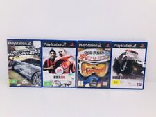 FIFA 09, World Super Police, Mx Unleashed, Need For Speed, Ps2 Bundle