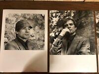 Rudolf Noureev 1969 Lot de 4 Photo Stills d Art Danseur Danse Photographie