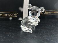 Swarovski Figur 119472 Koala Bär 3,3 cm. Top Zustand