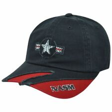 Nasm National Air And Space Museum Distressed Garment Wash Clip Buckle Hat Cap