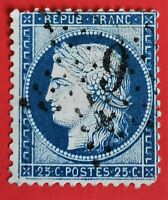 MARCOPHILES!  Emission Ceres n° 60 c oblit ( TB-1237-1)Etoile de Paris N° 9,