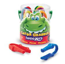 Gator Grabber Kids Tweezers: fine motor skill strength for a strong pencil grip