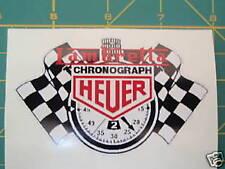 LAMBRETTA Vespa Scooter CHRONO HEUER RACING Sticker GP,TV,LI,SX,GT. 200