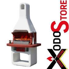 Barbecue in muratura a carbonella SUNDAY modello COMO -  BBQ chiama x sconto
