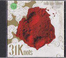 31Knots - talk like blood CD