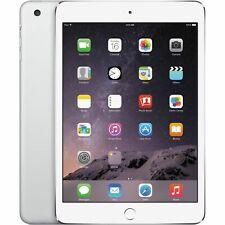"Apple iPad Mini 3 - 128GB - Wi-Fi Model 7.9"" -  Silver"