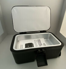 RoadPro 12-Volt Portable Stove - Black Up To 300 Degrees Open Box Rpsc197