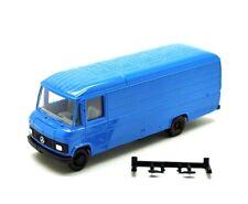 Herpa 1:87    Mercedes-Benz 508 D Kastenwagen  - blau