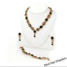 Necklace set | Wedding Jewellery  | Indian Jewellery  | Swarovski Jewellery