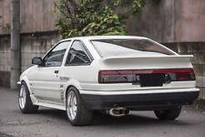 JDM Toyota Corolla Ae86 84-87 Trueno Hatchback TR-D style spoiler Ducktail