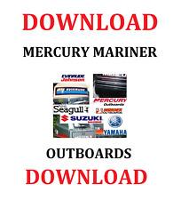 MERCURY MARINER OUTBOARD MANUALS DOWNLOAD
