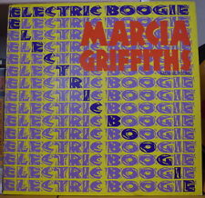 "MARCIA GRIFFITHS ""ELECTRIC BOOGIE"" MAXI 45T VIRGIN RECORDS 1989"