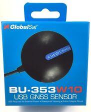 US GlobalSat GPS GNSS Location Sensor BU-353W10 Windows 10 Mapping Apps U-blox