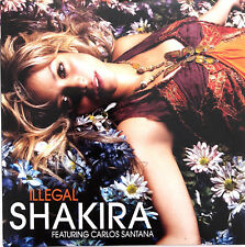 Shakira CD Single Illegal - Europe (EX+/M)