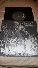 "Totenburg / Satanic Warmaster VINYL 7"" EP behexen moonblood nargaroth"