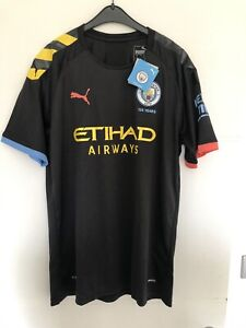 Maillot Manchester City Puma Taille L