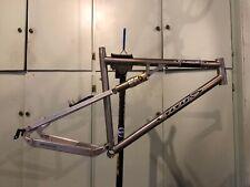 "Titus Racer X Titanium/Aluminum 20.5"" Frame,26"" Wheels, Fox Shock, Disc/V Brakes"