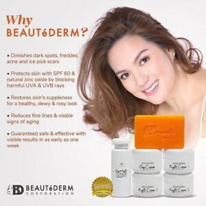 BEAUTEDERM beaute Trial Set Good For 1 Month Use AUTHENTIC🇬🇧🇵🇭