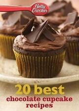 Betty Crocker 20 Best Chocolate Cupcake Recipes by Betty Crocker (2013,...