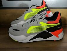 New Puma RS-X Hard Drive 36981801 Mens Gray Low Top Shoes SIZE 11