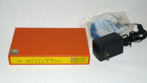 Check Point SBX-166LHGE-5 Safe@Office 500 Firewall and VPN Unit Internet Securit
