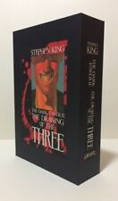CUSTOM SLIPCASE Stephen King THE DRAWING OF THE THREE 1st Edition / 1st Printing
