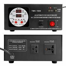Auto Voltage Transformer Converter 1500W Step Up/Down 110V/120V - 220V/240V Usa