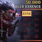 ❧ 50k BE League of Legends LOL 50.000💫60.000 Blue Essence Unranked Level 30 ☙