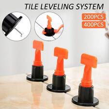 200 -800 stk Nivelliersystem Verlegehilfe Verlegesystem Fliesen Verlegen + Tool