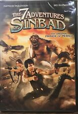The 7 Adventures of Sinbad (DVD, 2010) NEW SEALED