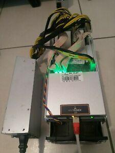 Bitmain Antminer S9 9T avec alimentation APW3++ 1600