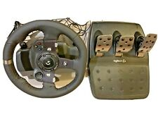 Logitech - G920 Racing Wheel and Pedals