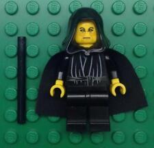 LEGO EMPEROR PALPATINE MINIFIG LOT Star Wars sith figure darth sidious 7166 7200
