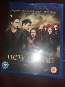 The Twilight Saga: New Moon (Blu-ray, 2010) New Sealed