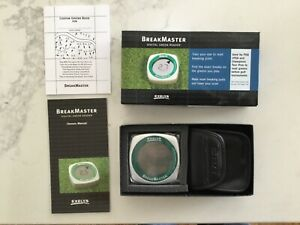 Exelys Digital Green Reader BreakMaster LCD Display , New in box