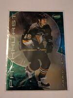 2001-02 Parkhurst #24 - Mario Lemieux Pittsburgh Penguins Hockey Card