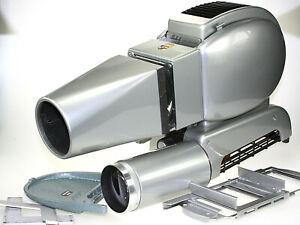 Linhof IDEAL-FORMAT  56x72mm - 2 3/16  x 2 3/4 inch  mit Leitz Optik -SELTEN-