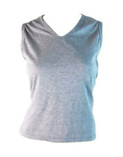 Russell Athletic Womens Sports Vest Tank Top (Grey) - M