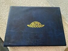Auto 100 Worlds Greatest Car Collection Album & Stamps 156 pages