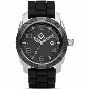 HSV Armbanduhr Herren schwarz Uhr Chronograph Analoge Anzeige HSV Fanartikel