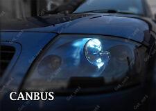2x Audi TT MK1 8N Error Free Sidelight Upgrade LED Light Bulbs - Super Bright