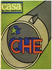"18x24""Decoration Poster.Interior design art.Casa de las Americas.Che.Cuba.6345"