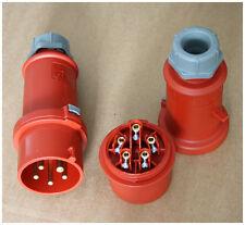 CEE Stecker 16A 400V 5-polig rot IP44 ProTOP Typ 13A MENNEKES NEU
