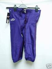 Youth Game Practice Football Pants Purple Xlarge 1X NEW