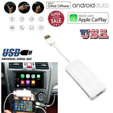 USB Dongle Adapter for Car Play IOS Android Car Radio Navigation Player US V9Z4