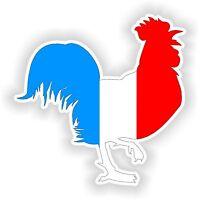 Wallonian Walloon Coat of Arms Crest Sticker bold rooster Bumper Belgium Helmet