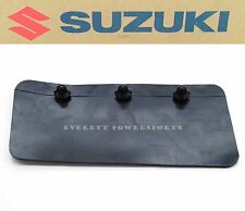 New Genuine Suzuki Rear Fender Mud Flap 69-77 RE5 T500 GT500 GT550 GT750 OEM#G43
